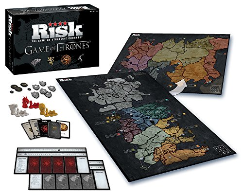 Risiko Game Of Thrones Deluxe Edition